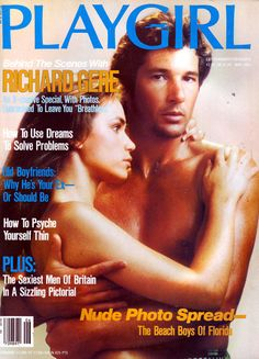 Golden Globe Winner Richard Gere