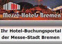 Bremer Hotels direkt über das Hotelportal der Messe Hotels Bremen online direkt beim Hotel in Bremen buchen.