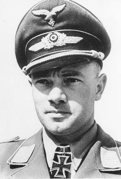✠ Rudolf Mons (2 October 1914 - 26 November 1943) Killed in an anti shipping sortie over the Mediterranean.