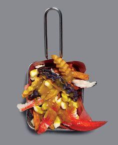 Lobster Poutine. Sounds de-lish!