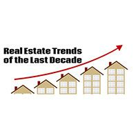 Click to read about real estate trends of the last decade