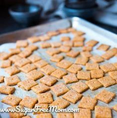 Coconut Flour Keto Cheese Crackers (Gluten Free, Low Carb) is part of Keto cheese - Keto Foods, Ketogenic Recipes, Keto Snacks, Low Carb Recipes, Cooking Recipes, Coconut Flour Recipes Low Carb, Ketogenic Diet, Ketosis Diet, Free Recipes