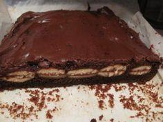 Perník s piškoty bez vajec Cake, Food, Kuchen, Essen, Meals, Torte, Cookies, Yemek, Cheeseburger Paradise Pie