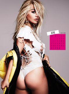 Rita Ora Hottest Photoshoot 2016-2017