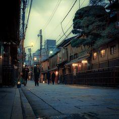 新橋通 shinbashi-street KYOTO