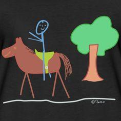 Strichmännchen Stick figure   Pferd Strichmännchen Ponny Galopp Trab Ritt Fohlen - Frauen Premium T-Shirt Outdoor Survival Gear, Group Of Companies, Bts Stuff, Stick Figures, Cloth Bags, Rugs On Carpet, Sea Shells, Breakfast Recipes, Moose Art