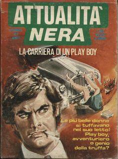 Cover for Attualita' Nera (Edifumetto, 1978 series) #101
