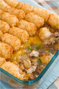 Freezable casseroles make meal planning simple for working moms and way to celebrate Family Week