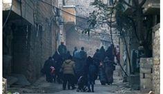 Konflik Surut, Suriah Masih Hadapi Krisis Kepengungsian