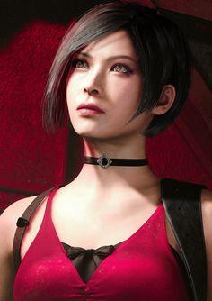 Resident Evil Girl, Ada Wong, V Games, Kuroko, Cosplay, Lady, Pretty, Game Character, Costume Ideas
