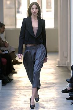 Fall 2004 Ready-to-Wear - Balenciaga