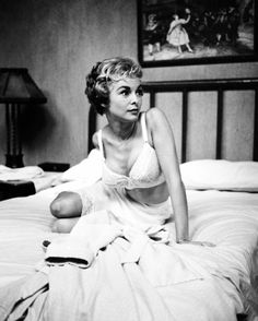 Janet Leigh in Psycho(1960)