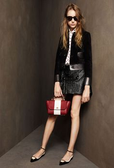 Collection Pré-Fall 2016 Femme | Lookbook de la collection | Bally