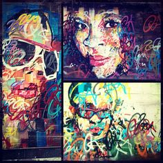 Faces through words <3