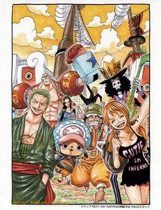 usopp and sanji One Piece Anime, Sanji One Piece, One Piece Fanart, One Piece World, One Piece 1, Manga Anime, One Piece Chapter, Zoro Nami, Best Anime Shows