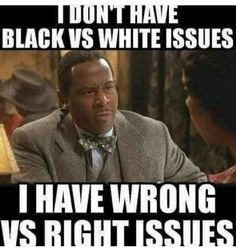 Yes! So if I mention something that we all know white devils are historically wrong for, don't try to confront me about racism! It's not all white people I'm referring to, but you know who the hell is the mise of our demise, whether you accept it or not!