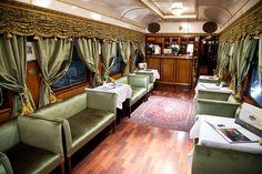 Emperor Franz Josef's Private Rail Car