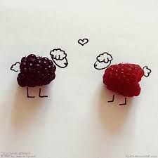 I love you BERRY much! ♥