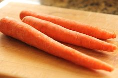 Quick and Easy Side Carrots