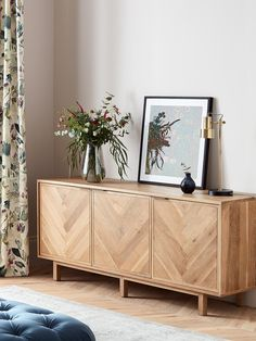 Buy John Lewis & Partners Estate Sideboard, Natural from our Cabinets & Sideboards range at John Lewis & Partners. Sideboard Dekor, Retro Sideboard, Hallway Sideboard, Sideboard Ideas, Dining Room Sideboard, Dining Tables, Credenza, Lacquer Furniture, Dining Furniture