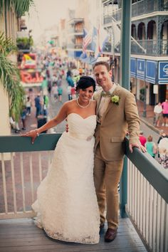 Love all photos in this blog post- New Orleans wedding