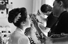 bride getting ready, azul-fives-wedding-photos Azul fives photography, Playa del carmen wedding photographers