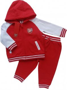 965c7d0f5 Arsenal baby/toddler tracksuit. 3-6m £21.99 Sporty Outfits, Girl Outfits