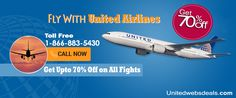 Book Cheap Flights Ticket at Discounted Price On United Webs Deals and Get Upto 70% Discount On Your  Favourite Destination Around the World.