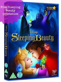 Sleeping Beauty Disney printables
