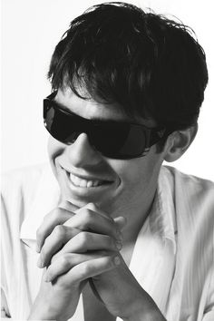 Kaka - not a huge fan of the sunglasses, but look at that smile