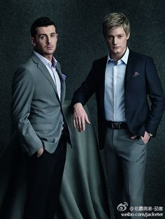 Stylish snooker players: Mark Selby and Neil Robertson. Snooker Championship, One Championship, Billard Snooker, Neil Robertson, Mark Selby, David James Elliott, Billiards Pool, Ideal Man, Dream Guy