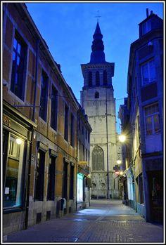 Blue hour in Namur, Belgium Copyright: Patrick Pyfferoen