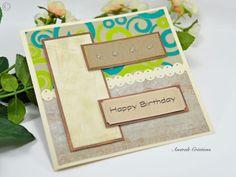 """Carte 3D """"Happy Birthday"""""""