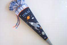 Schultüten - Schultüte Rakete - ein Designerstück von Das-Werk-der-Feen bei DaWanda