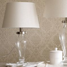 Baby Colette Lamp - Clear