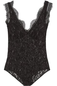 By Malene Birger - Earlinna layered lace bodysuit 497bc23d8