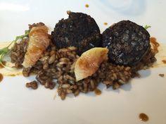 Axol - arroz de morcilla