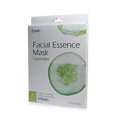 buy popular d8f0a e5528 FACIAL ESSENCE MASK CUCUMBER Contains Cucumber   Botanical Extracts