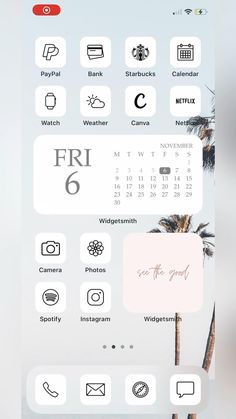 Iphone Home Screen Layout, Iphone App Layout, Iphone App Design, Whatsapp Logo, Iphone Life Hacks, Iphone Wallpaper Ios, Phone Themes, Ios App Icon, Iphone Icon