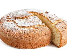 torta adatta anche a chi ha il diabete - limone e yogurt - sugar free
