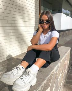 """Every fall, every struggle, every lesson and every heartbreak is the universe expanding you. Fashion Killa, Look Fashion, Fashion Outfits, Womens Fashion, Fashion Tips, Socks Outfit, Clogs, Mode Inspiration, Belle Photo"