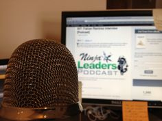 Ninja Leaders Podcast with Fabian Ramirez interview