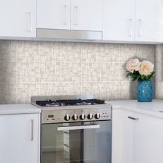 Please check more!! Awesome Lo que debe llevar a Vinilos Para Azulejos | vinilos para azulejos Kitchen Cabinets, Tile Ideas, Home Decor, Kitchen Countertops, House Decorations, Decoration Home, Room Decor, Cabinets, Home Interior Design
