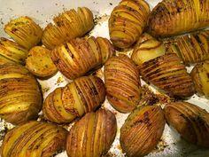 Aardappelen uit de oven