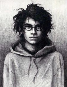 Twitter / HogwartsLogic: How I imagined him in the books ...not exactly, but kinda