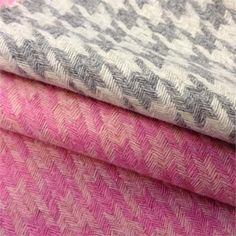 Wool Houndstooth Image 1