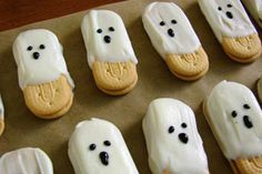 cookies decorativas para Halloween