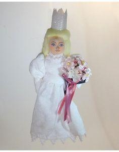 Princess Clara - The Nutcracker Ballet Suite - Gladys Boalt - Christmas Ornaments - Collection