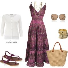 I Can Feel That Warm Summer Breeze, created by archimedes16 on Polyvore