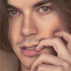 Tyler Blackburn.....OMFG YUM! Look at those eyes....heavenly!